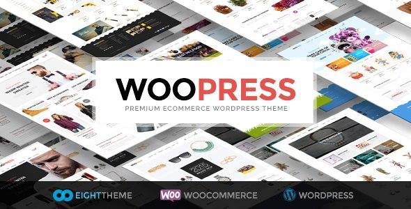 [Download] WooPress - Responsive eCommerce WordPress Theme