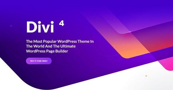 [Download] Divi v4 - Elegantthemes Premium Wordpress Theme
